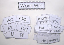 Teacher Made Literacy Learning Center Resource Word Wall Sight Words