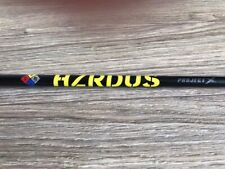 PROJECT X HZRDUS YELLOW DRIVER SHAFT ,STIFF (6.0)