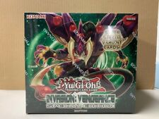 YuGiOh Invasion Vengeance Special Edition Display New Sealed 10