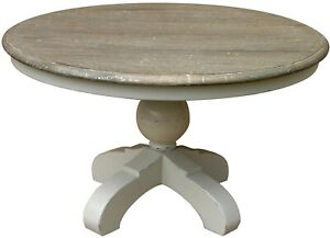 TRADE WINDS SOHO COFFEE TABLE COCKTAIL TRADITIONAL ANTIQUE PAINTED RIV