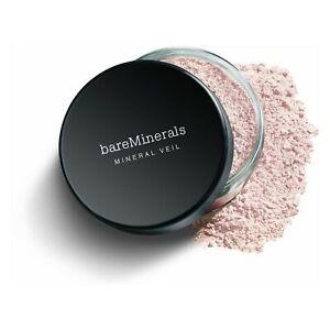 bareMinerals Original MINERAL VEIL Translucent Finishing Powder NEW Full Size 9g
