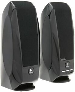 Logitech S150 Digital Speaker System, USB, Black, EA - LOG980000028 For Mac & PC