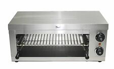 More details for salamander grill commercial catering equipment electric freestanding grill