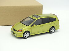 Ebbro SB 1/43 - Honda Stream IS Jaune Métal