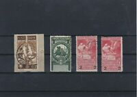 Italy 1911-13 Mounted Mint+Used Stamps  Ref: R7531
