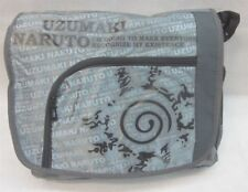Naruto Grey Messenger Bag USA SELLER! FAST SHIPPING!