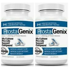 ProstaGenix Multiphase Prostate Support Supplements 2×90 Capsules