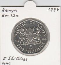 Kenya 5 shillings 1994 UNC - KM23a (ma171)
