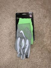 Adult Unisex (L) Seattle Seahawks Nike Stadium Logo Gloves New