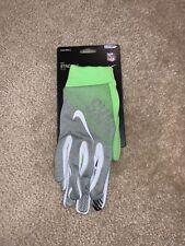 Adult Unisex XL Seattle Seahawks Nike Stadium Logo Gloves New