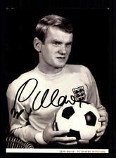 Sepp Maier Autogrammkarte Bayern München Spieler 60er Jahre Original Signiert+2