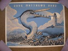 DAVE MATTHEWS BAND concert gig poster TORONTO 7-21-15 2015 Neal Williams