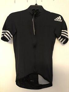 Adidas Adistar Mailot Cycling Form Fitting Jersey Sz XL Mens #CV7089