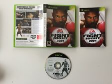 Fight night 2004 (jeu de boxe) XBOX-Xbox 360 Microsoft PAL FR