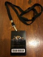 U2 Collector Ticket Joshua Tree Tour Croke Park Dublin Ireland