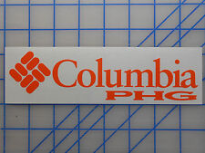 "Columbia PHG Decal Sticker Hunting Camo Pants Hat Jacket Coat 7.5"" 10"" 17.5"" 23"""