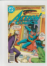 Action Comics #508 F DC comic 1980 Superman