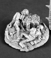 DEAD MAN'S CHEST -WARLORD REAPER figurine miniature pirate treasure tresor 03518