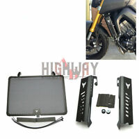 Radiator Grille Grill Cover Protector Guard With Side Guard For YAMAHA MT09 FZ09