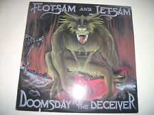 FLOTSAM AND JETSAM DOOMSDAY FOR THE DECIEVER ORIGINAL/1st PRESSING METAL BLADE