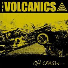 THE VOLCANICS Oh Crash... CD . the new christs hellacopters radio birman mc5