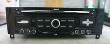 Autoradio CD, GPS  RNEG6, Bluetooth, Téléphone, Peugeot 308, année 2011