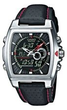 NEW Casio watch Stainless Steel Edifice Square Chronograph EFA-120L-1A1VEF JAPAN