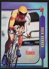 Tour de France  Rabobank  Rouleur  Erik Dekker   Photo Card VGC