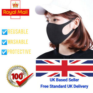 Face mask Reusable Washable breathable protection cotton filter Non surgical