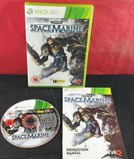 Warhammer 40k: Space Marine (Microsoft Xbox 360) VGC