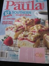 COOKING WITH PAULA DEEN MAGAZINE JANUARY FEBRUARY 2018 SOUTHERN COMFORT DISHES
