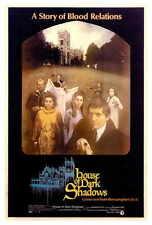 HOUSE OF DARK SHADOWS Movie POSTER 27x40 Jonathan Frid Joan Bennett Grayson Hall