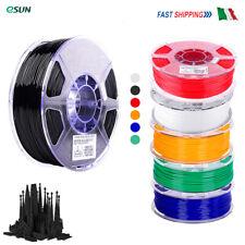 Materiali per la stampa di filamenti per stampanti 3D eSUN PETG 1KG 1,75 mm H5E5