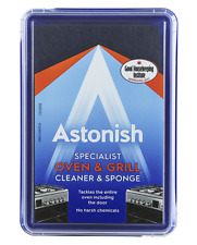 Astonish Oven & Grill Cleaner With Sponge 250g