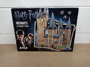 Harry Potter Hogwarts Astronomy Tower 3D Puzzle 875 Piece Wrebbit