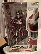 Power Rangers Lightning Collection Lord Zedd New In Box Hasbro Mighty Morphin