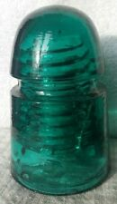 New ListingAwesome ! Vnm Teal Aqua Cd 104 Pennycuick Style No Embossing Insulator