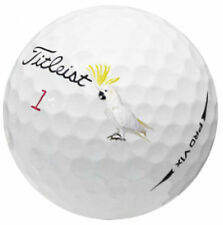 24 Used Titleist Pro V1x  2017 (5A) AAAAA -  Fast Shipping