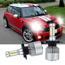 Fits Mini Cooper D Clubman R55 8SMD LED Error Free Canbus Side Light Beam Bulbs