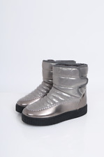 Moon Boots Fur Lined Snow Boots Limited Stock Winter Shoes Bargain Size 5 / 38