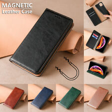 Shockproof Magnetic Leather Wallet Case Cover For Samsung Galaxy A72 A52 A32 A12