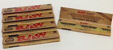 RAW Classic Kingsize Slim Rolling Papers 5 Packs      470+ sold..