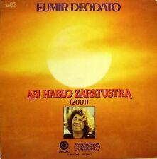 EUMIR DEODATO-ASI HABLO ZARATUSTRA LP VINILO 1979