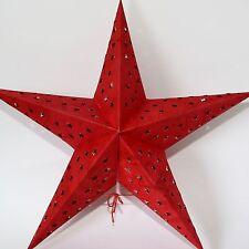 Stern Papierstern Weihnachtsstern Leuchtstern Lampe Papier Faltstern .33