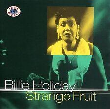 Strange Fruit [Jazz World] by Billie Holiday (CD, Sep-1999) New