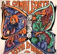 "I CAMALEONTI ""VITA D'UOMO"" RARO LP PROG BEAT - LUCIO BATTISTI"