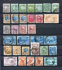 NZ New Zealand 1898-1907 Collection Pictorials Used