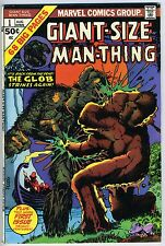GIANT-SIZE MAN-THING #1 - Ditko - Kirby
