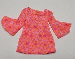 Vintage Barbie 1969 PJ Mod Groovy Flower Dress 60s
