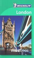 London Must See (Michelin Must Sees),Michelin,New Book mon0000063441